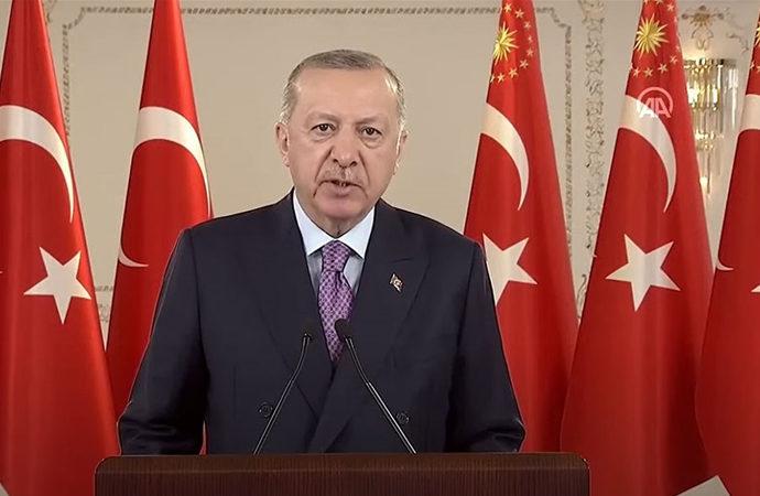 Erdoğan: Devletimizin bekası için hayatımızı koyuyoruz
