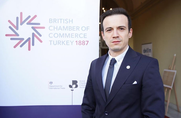 İngiliz şirketler Türkiye'yi ortadoğu ve doğu kapısı görüyor