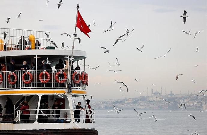 İstanbul'un nüfusu 20 yıldır ilk kez geriledi