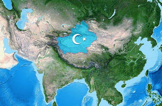 Çin, Doğu Türkistan'la ilgili iddialar için 'büyük yalan' dedi