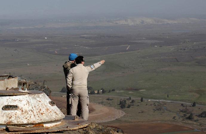 ABD ve İsrail'den art arda Golan Tepeleri açıklamaları