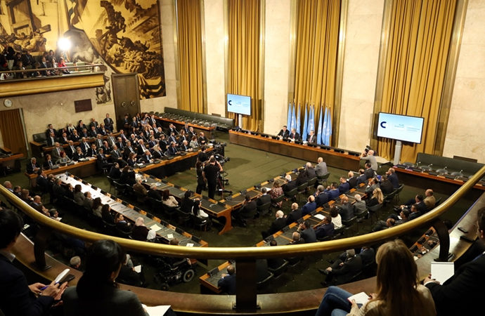 Suriye'de yeni anayasa için Avrupa'nın 5 ülkesinden açıklama