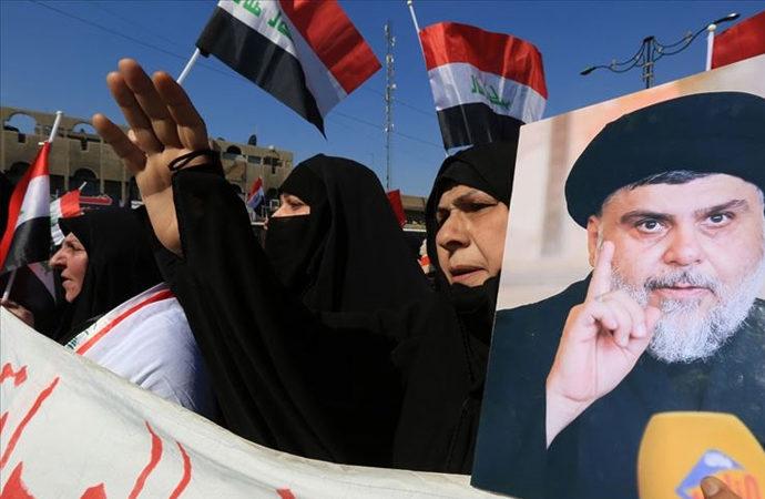 Mukteda es-Sadr: İsrail'le ilişkiye izin vermeyeceğiz