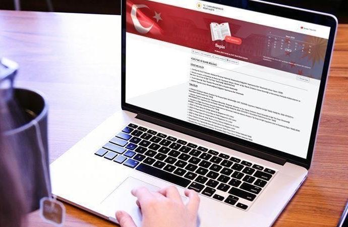Veri toplama ve paylaşma çalışmaları kayıt altına alınacak
