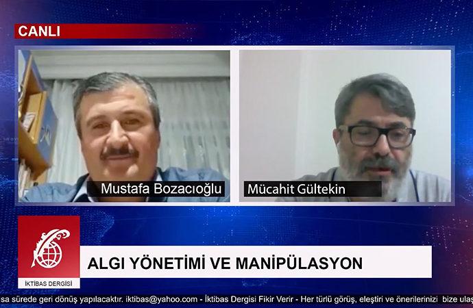 """Mücahit Gültekin'den """"Algı Yönetimi ve Manipülasyon"""" uyarısı"""