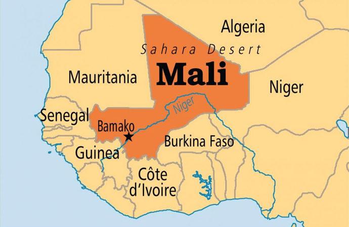 "Mali'de ""mavi kasklılar""a saldırı: 20 yaralı"