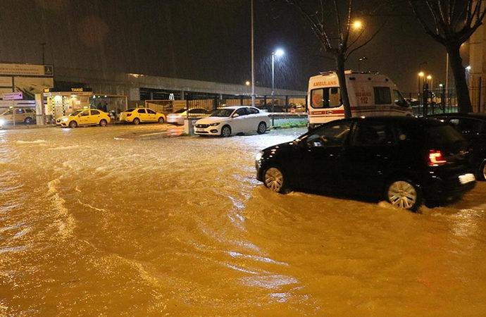 Balıkesir, Çanakkale, Muğla ve İzmir'de bugün kuvvetli yağış bekleniyor