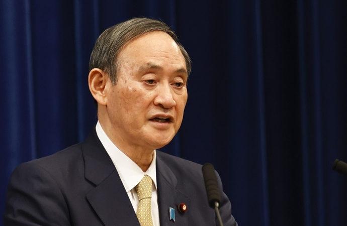 Japonya Başbakanı Suga'nın kamuoyu desteği yüzde 38'e düştü