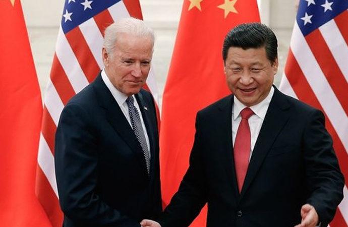 ABD-Çin devlet başkanları telefonda görüştü
