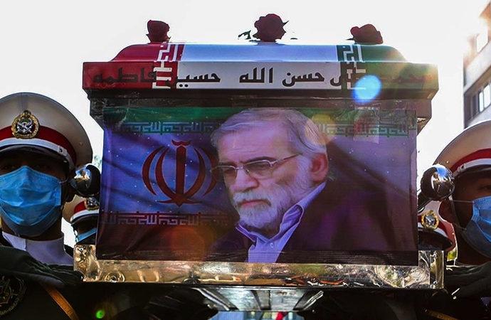 Fahrizade suikastını Mossad'ın işlediği öne sürüldü