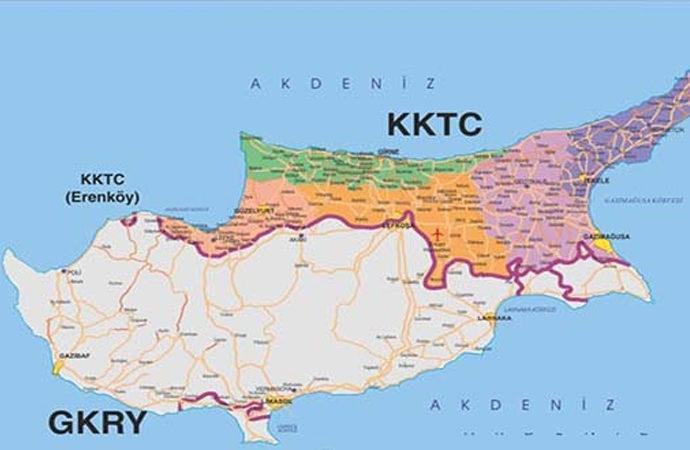 Fuat Oktay: Kıbrıs'ta artık iki ayrı devleti konuşabiliriz