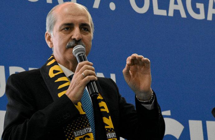 Kurtulmuş'tan 'Çağdaş, demokrat anayasa' çağrısı