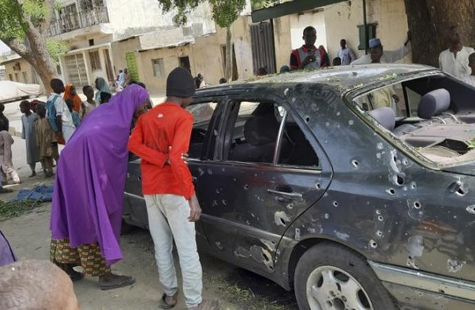 Nijerya'da bir köye kanlı saldırı: 14 kişi hayatını kaybetti