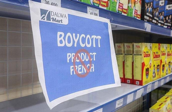 Fransız Mallarına Boykot Konferansı düzenlendi