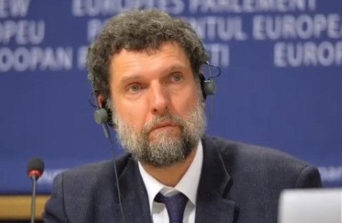 Kavala'dan Avrupa Bakanlar komitesine mektup