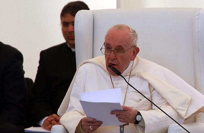 Papa: Bu toprakları birlikte ihya edebiliriz