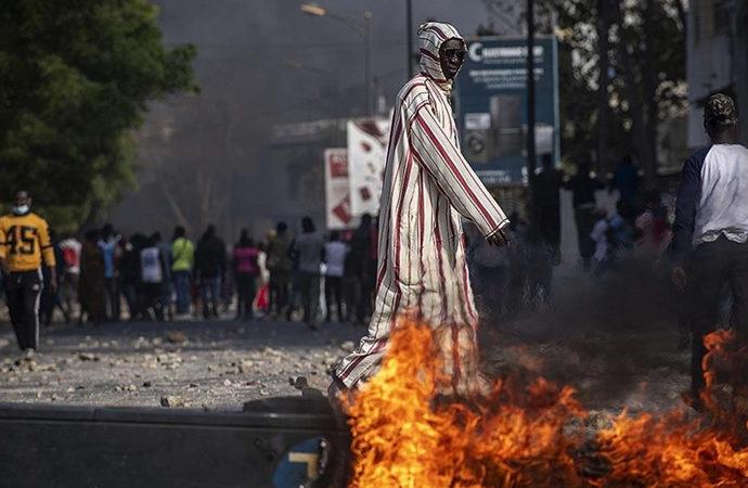 Senegal'deki olaylara ilişkin Batı'dan ortak açıklama