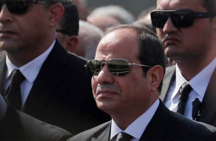 Mısırlı yetkiliden 'Egemenliğe saygı ve Arapların içişlerine karışma' açıklaması