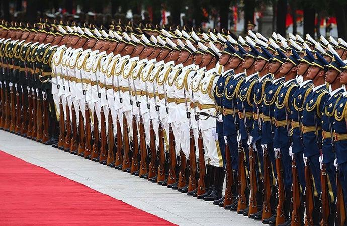Çin: Güçlenen askeri kapasitemiz hiçbir ülke için tehdit oluşturmuyor