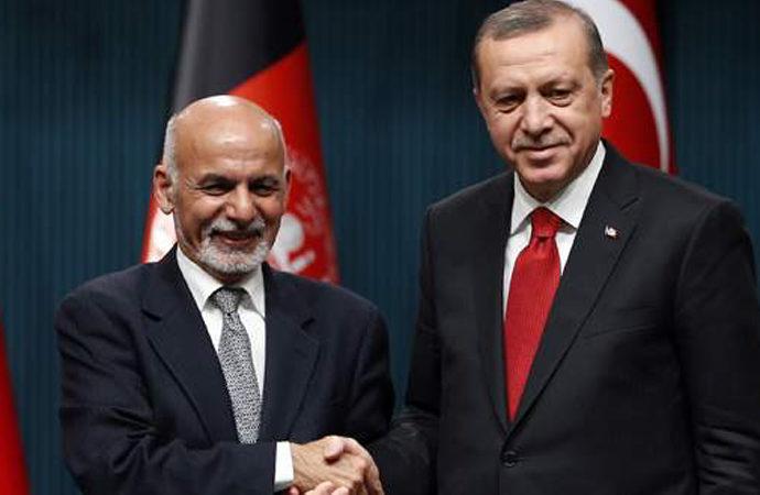 Erdoğan'dan Afganistan'a 100. yıl mesajı