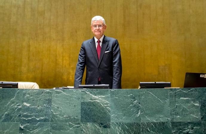 'Suriye'deki felaketin arkasında bir insan eli var'
