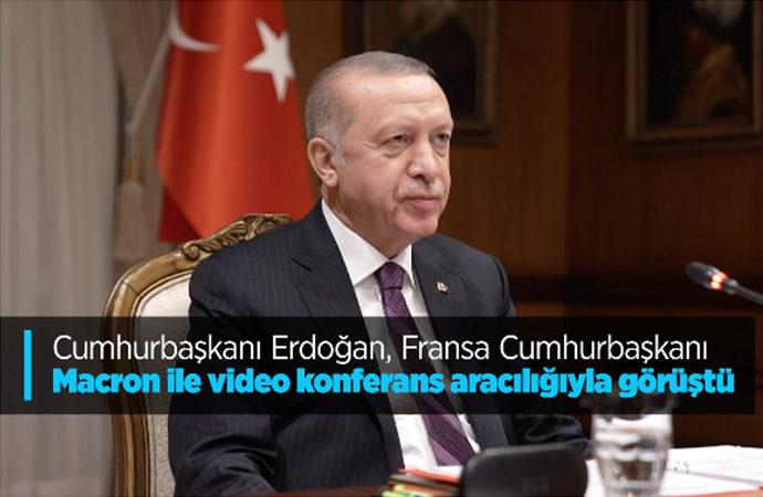 Erdoğan: Fransa ile dayanışma arzu ediyoruz