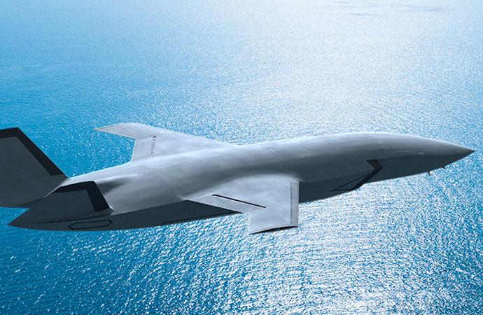 Boeing insansız savaş uçağı geliştirdi