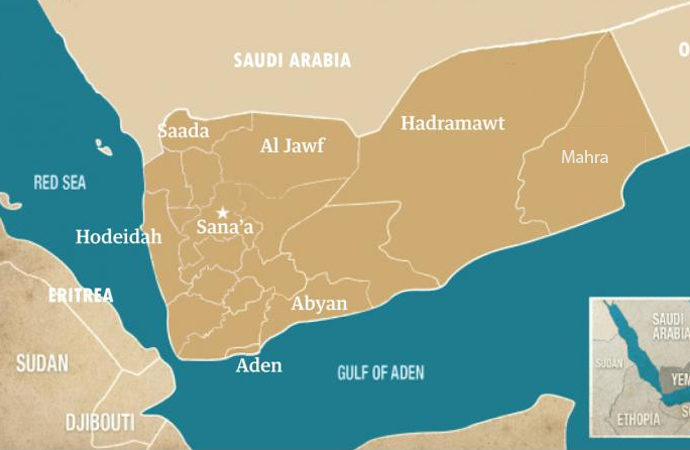 Yemen'de 6 farklı güç arasındaki nüfuz mücadelesi
