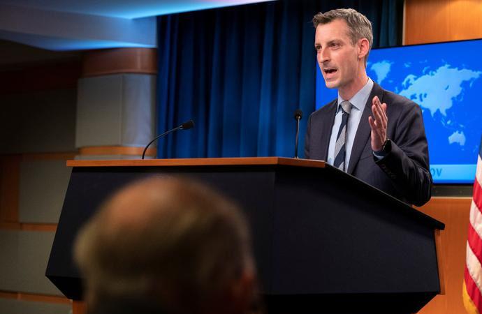 ABD: Mahkemenin kararını reddediyoruz, İsrail'in yanındayız