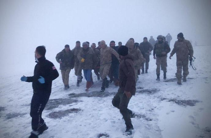 Bingöl'de askeri helikopter düştü 9 asker hayatını kaybetti