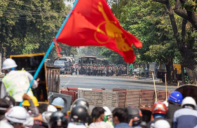 Myanmar'daki gelişmeler ve Çin-Myanmar ilişkileri