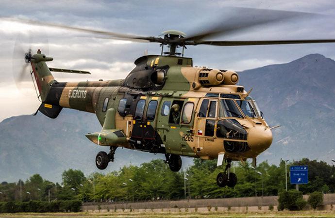 Cougar tipi helikopterlerde 4'üncü kaza!