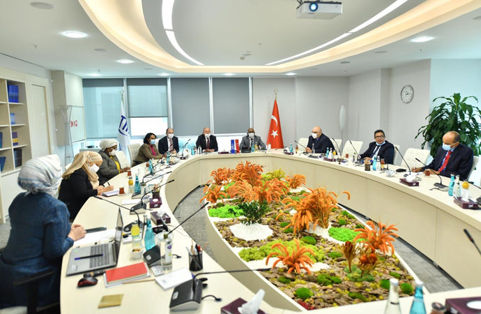 İslami Finans Endüstrisi'nden faydalanmak için BM ile ortaklık