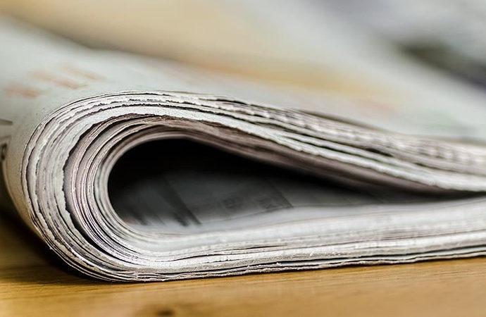 """Gazetelere """"asgari satış fiyatı"""" düzenlemesi"""