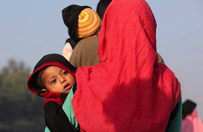 Arakanlı Müslümanlara Japonya'dan 19 milyon dolar hibe
