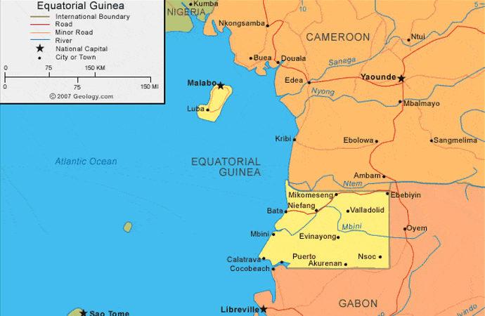 Ekvator Ginesi'nde patlamada ölenlerin sayısı 98'e çıktı
