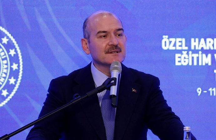 Bakan Soylu: Örgüte katılım tarihin en düşük seviyesinde
