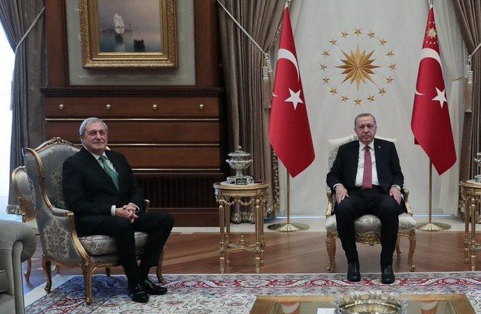 Erdoğan'dan, Hahambaşılığı Vakfı Başkanı Erol Kohen'e taziye