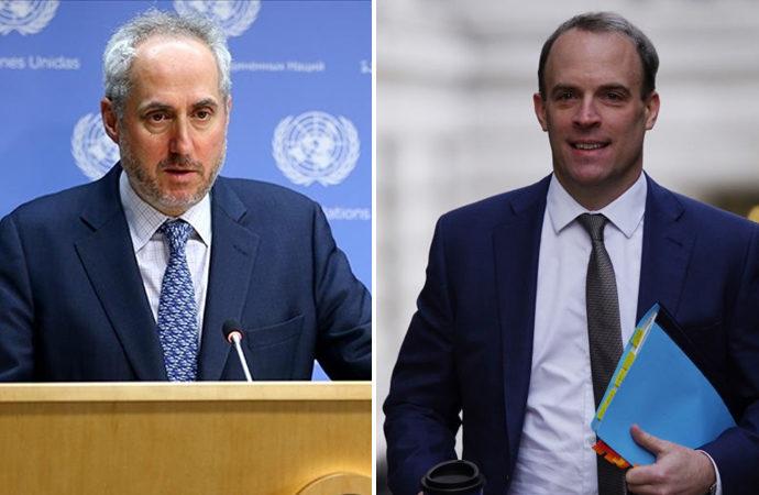 İngiltere'nin nükleer silah kararına BM'den 'hafif' eleştiri