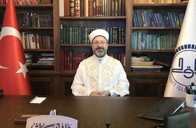 Ali Erbaş: Görevimiz, Kur'an tercümeleri ile ilgili örnek bir çalışma ortaya koymak