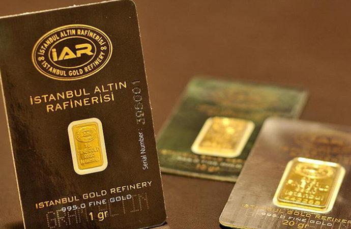Gram altın 403 liradan 451 liraya yükseldi