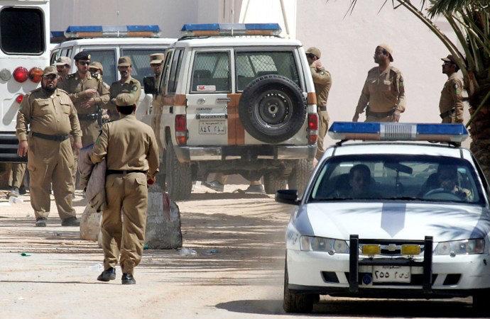 Arabistan'da yolsuzluk iddiasıyla geniş çaplı tutuklama