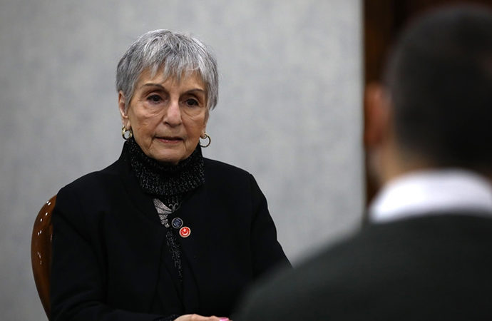 Selma Argon Ersoy dedesi Mehmet Akif'i anlattı