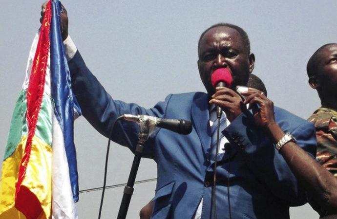 Eski Cumhurbaşkanı Bozize, isyancıların lideri oldu