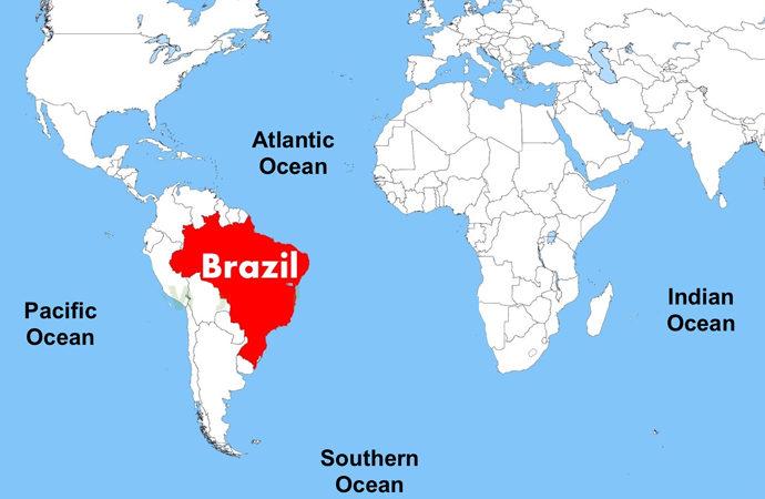 Brezilya'da bir günde 2.648 kişi koronadan hayatını kaybetti