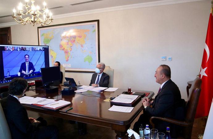 WEF kapsamında Türkiye Strateji Diyaloğu Toplantısı