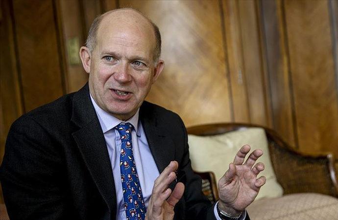 Chilcott: Türkiye-İngiltere ilişkilerinde yeni bir dönem başlıyor