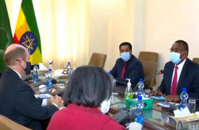 ABD ile Etiyopya yönetimi arasındaki önemli anlaşmazlık