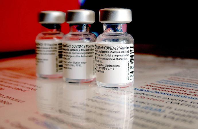 ABD milyonlarca doz aşı stokluyor