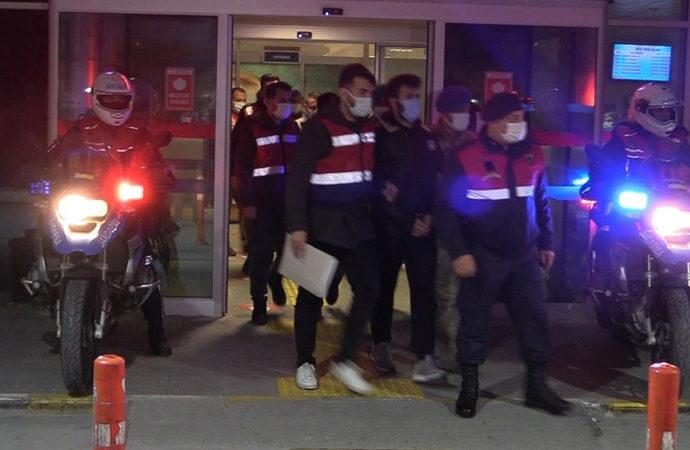 FETÖ'nün TSK yapılanmasına operasyon: 150 gözaltı